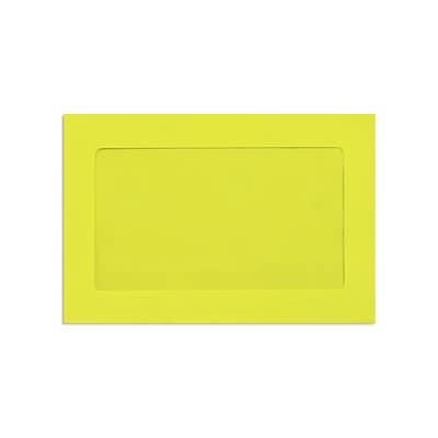 Lux Envelopes Citrus 6 x 9 inch 500/Pack