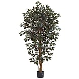 Nearly Natural 72 x 42 inch Ficus Tree