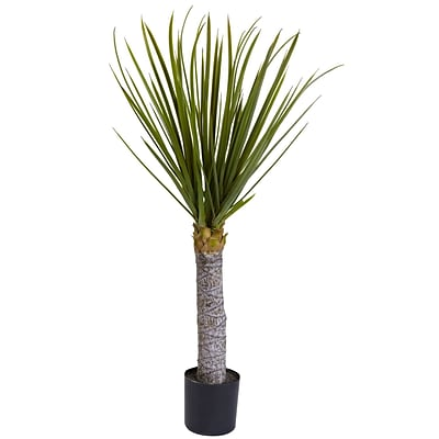 Nearly Natural 5438 Yucca Tree Multi Color