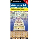 Universal Map Washington DC Destination City Map and Guide
