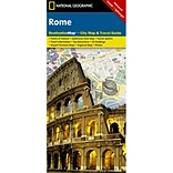 Universal Map Rome Destination City Map and Guide