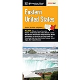 Universal Map United States Regional Eastern Fold Map