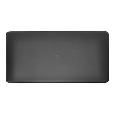 Smart Step® Tough Guy Polyurethane Anti-Fatigue Mat, 60 x 36, Black