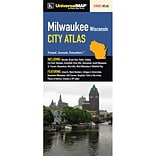 Universal Map Milwaukee Wisconsin City Atlas