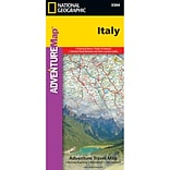 Universal Map Italy Adventure Map