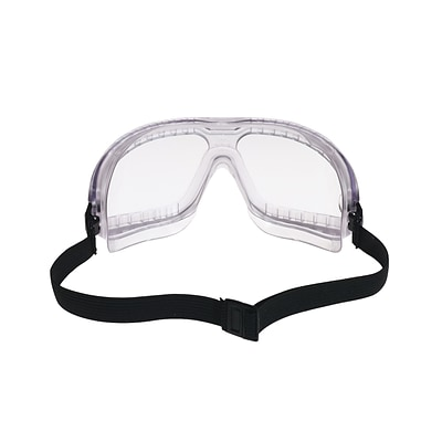 3M Occupational Health & Env Safety Splash Goggle Gear, L