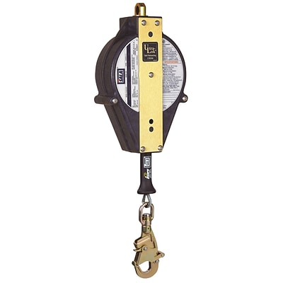 CAPITAL SAFETY GROUP USA Steel Ultra-Lok Self Retracting Lifeline Universal