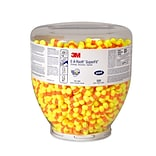 3M Occupational Health & Env Safety Uncorded Earplugs, 30 dB