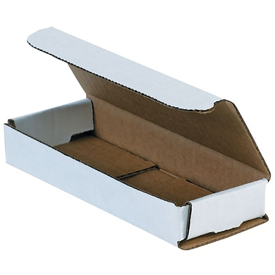 10 x 3 x 1 Partners Brand Corrugated Mailers, 50/Bundle (M1031)