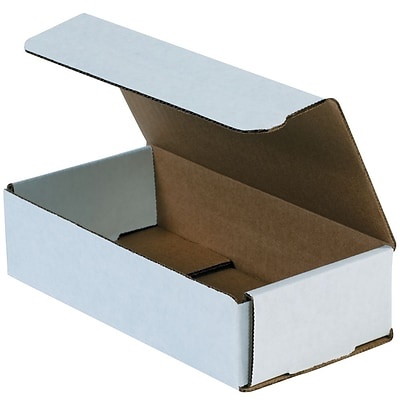 8 x 5 x 1 Corrugated Mailers, 50/Bundle (M851)