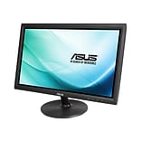 ASUS® VT207N 19.5 Wide Touchscreen LED LCD Monitor, Black
