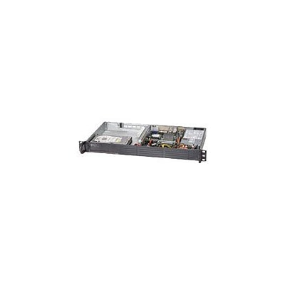 Supermicro® SuperServer SYS-5017A-EP 1U Rack-Mountable Server Barebone System