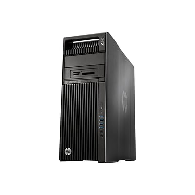 HP® Z640 T4P04UT#ABA Intel E5-2650 v4 512GB SSD 16GB RAM Windows 7 Pro Workstation