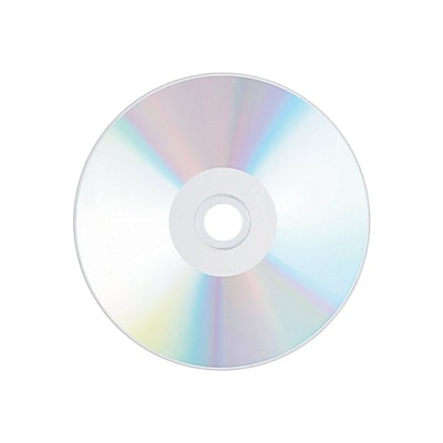 Verbatim Corporation Wide Shiny Silver Recordable Disc DVD-R 50/Pack