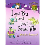 I and You and Dont Forget Who Book