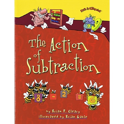The Action of Subtraction; 4/Pack