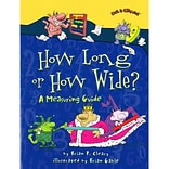 How Long or How Wide?: A Measuring Guide; 4/Pack