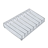 Azar 8-Compartment Modular Tray Inserts