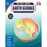 Carson-Dellosa The 100+ Series Earth Science Book