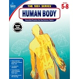Carson-Dellosa The 100+ Series Human Body Book