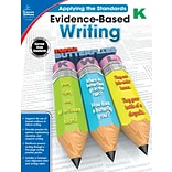 Carson-Dellosa Evidence-Based Writing Workbook for Grade K