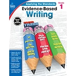 Carson-Dellosa Evidence-Based Writing Workbook for Grade 1