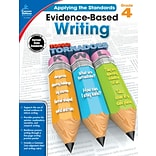 Carson-Dellosa Evidence-Based Writing Workbook for Grade 4
