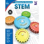Carson-Dellosa Applying the Standards STEM Workbook for Grade 2