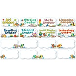 Carson-Dellosa Boho Birds Center Signs Bulletin Board Set, 16 Pieces/Set