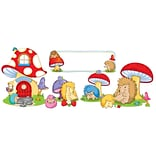 Carson-Dellosa Happy Hedgehogs Bulletin Board Set, 49 Pieces/Set