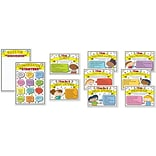Carson-Dellosa Speaking and Listening Strategies Bulletin Board Set, 10 Pieces/Set
