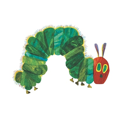 Carson-Dellosa The Very Hungry Caterpillar 45th Anniversary Cut-Outs, 48/Pack