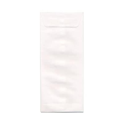 JAM Paper® #14 Policy Envelopes, 5 x 11.5, White, 50/pack (1623189I)
