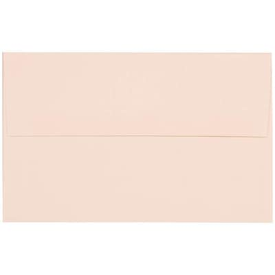 JAM Paper® A10 Invitation Envelopes, 6 x 9.5, Strathmore Bright White Laid, 50/pack (88154I)