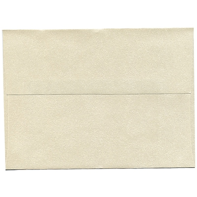 JAM Paper® A7 Invitation Envelopes, 5.25 x 7.25, Stardream Metallic Opal, 250/box (GCST700H)