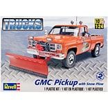 Pickup/Snow Plow Plastic Model Kt