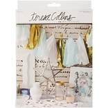 Collin Design Studio Gold Tassel Banner Kt