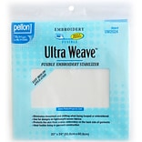 Pellon Ultra Weave Fusible Embroidery Stabilizer