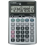 Canon® 8508A013 KS-1200TS 12-Digit Solar and Battery-Powered Calculator