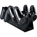DreamGEAR® DGPS4-6417 2+2 Charge Station, PlayStation®4