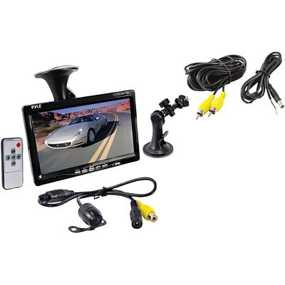 Pyle® PLCM7700 Rear View Backup Camera and Monitor System With 7 LCD Display