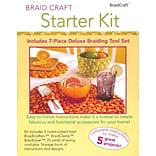 Braidcraft 30304 Multicolor Starter Kit