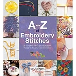 Search Press Books SP-11617 A-Z Of Embroidery Stitches