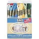 DMC 117F25-HDC 8.7 yards Home Decor Embroidery Floss Pack, 36/Pack