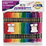 Janlynn 3001-37 8.7 yards Cotton Embroidery Floss Jumbo Pack, 105/Pack