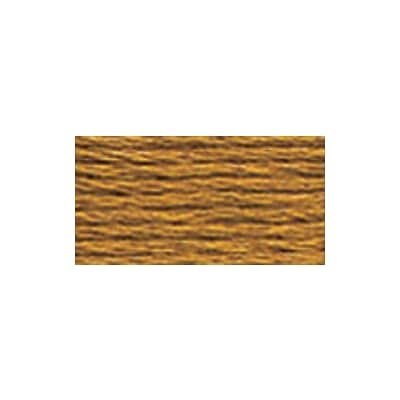 DMC 5214-420 6-Strand Embroidery Cotton 100 Gram Cone, Hazelnut Brown Dark