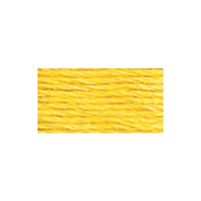 DMC 5214-726 6-Strand Embroidery Cotton 100 Gram Cone, Topaz Light