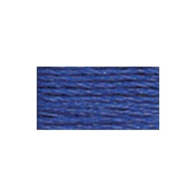 DMC 5214-792 6-Strand Embroidery Cotton 100 Gram Cone, Cornflower Blue Dark