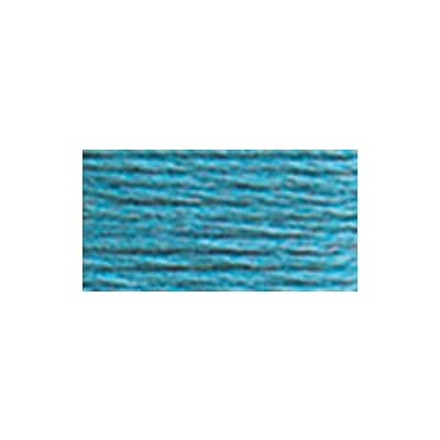 DMC 5214-807 6-Strand Embroidery Cotton 100 Gram Cone, Peacock Blue