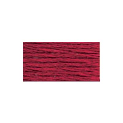 DMC 5214-816 6-Strand Embroidery Cotton 100 Gram Cone, Garnet
